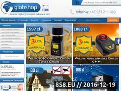 Miniaturka domeny globshop.pl