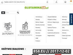 Miniaturka domeny glutamina-odzywki.pl
