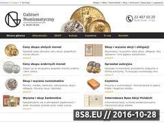 Miniaturka gndm.pl (Banknoty polskie i numizmatyka)