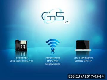 Zrzut strony Serwis Komputerowy Bydgoszcz - awarie, naprawy, modernizacje