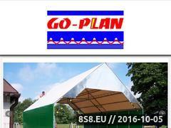 Miniaturka domeny go-plan.pl