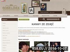 Miniaturka domeny gobelinek.pl