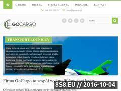 Miniaturka domeny gocargo.pl