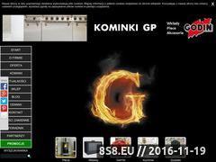 Miniaturka domeny godin.com.pl