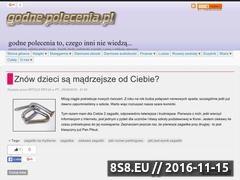 Miniaturka domeny godne-polecenia.pl