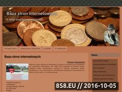 Miniaturka domeny www.goldavocado.pl