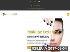 Miniaturka domeny goldeneye.com.pl