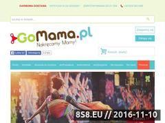 Miniaturka domeny www.gomama.pl