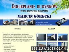 Miniaturka domeny www.gorecki.tychy.pl
