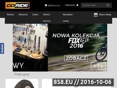 Miniaturka domeny www.goride.pl