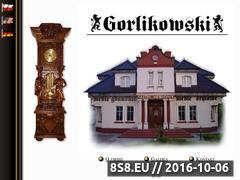 Miniaturka domeny www.gorlikowski.bizn.pl