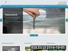 Miniaturka Siatka rolnicza (gorplastfolie.pl)