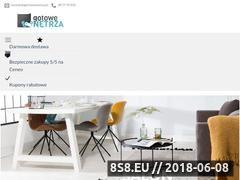 Miniaturka domeny gotowewnetrza.pl