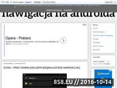 Miniaturka Nawigacja na Androida (gps-roid.blogspot.com)