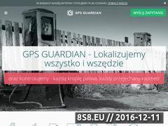 Miniaturka domeny gpsguardian.pl
