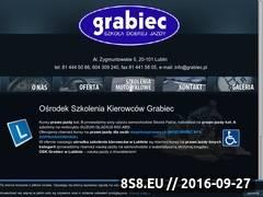Miniaturka domeny www.grabiec.pl