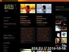 Miniaturka domeny graficzek.wordpress.com