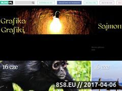 Miniaturka domeny grafiki-grafika-sajmon.blog.pl