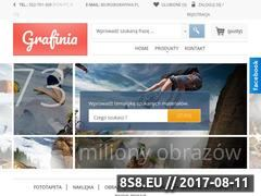 Miniaturka grafinia.pl (Fototapeta, naklejka oraz obraz na płótnie)