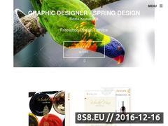 Miniaturka domeny www.grafitacja.com