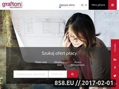 Miniaturka domeny www.grafton.pl