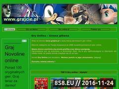 Miniaturka domeny www.grajcie.pl