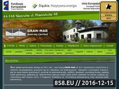 Miniaturka domeny gran-mar.pl