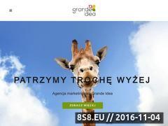 Miniaturka domeny grandeidea.pl