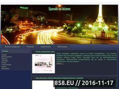 Miniaturka domeny www.granika.pl
