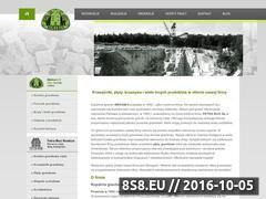 Miniaturka domeny www.granit-kostrza.pl