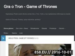 Miniaturka domeny graotron.net.pl