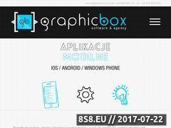 Miniaturka domeny graphicbox.pl