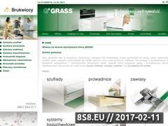 Miniaturka domeny www.grass-polska.pl