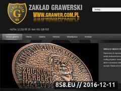 Miniaturka domeny www.grawer.com.pl