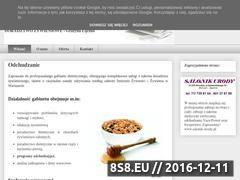 Miniaturka domeny www.grazynalaczna.pl