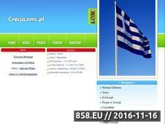 Miniaturka domeny www.grecja.xmc.pl