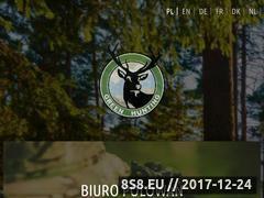 Miniaturka domeny green-hunting.pl