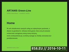 Miniaturka domeny www.green-line.com.pl