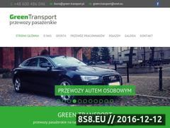 Miniaturka domeny green-transport.pl