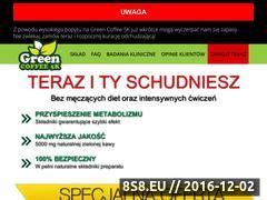 Miniaturka domeny greencoffee5k.pl