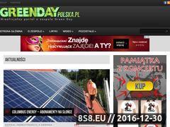 Miniaturka domeny greendaypolska.pl