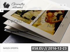Miniaturka domeny greenflyalbums.pl
