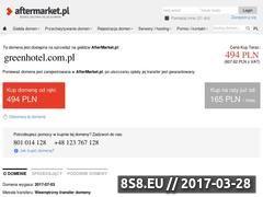 Miniaturka domeny www.greenhotel.com.pl