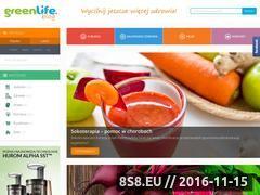 Miniaturka domeny greenlife.com.pl