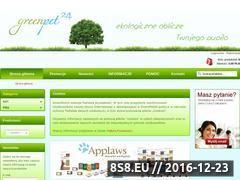Miniaturka domeny greenpet24.pl
