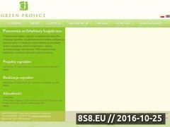 Miniaturka domeny www.greenproject.pl