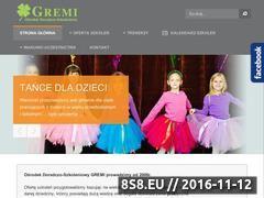 Miniaturka domeny gremi.edu.pl