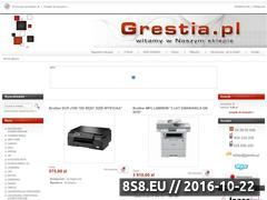Miniaturka domeny grestia.pl