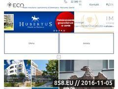 Miniaturka domeny www.grupa-eco.pl