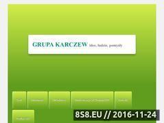 Miniaturka Grupa Karczew - idee, ludzie, pomysły (grupakarczew.pl)